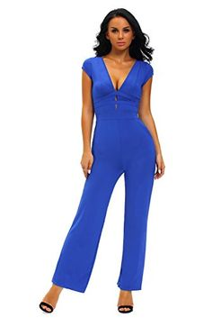 Cfanny Women's Deep V Neckline Bare Back Fashion Long Rom... https://www.amazon.com/dp/B01MF89ZJR/ref=cm_sw_r_pi_dp_x_mfBdybS2YV0GR