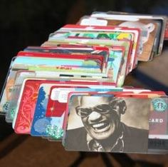 I have been collecting Starbucks cards for several years now much to the amusement of friends and family. They humor me on all my crazy little...