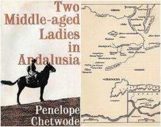 Penélope Chetwode (1910-1986) fue una escritora de viajes inglesa. Hija del mariscal de campo Lord Chetwode, y esposa del laureado poeta Sir John Betjeman. Se crió en el norte de la India, regresando posteriormente a Inglaterra. Es conocida por su obra Two Middle-Aged Ladies in Andalucia, en la que relata su viaje a caballo por el sur de España, en el verano de 1961. No hay ninguna traducción al español de esta obra.