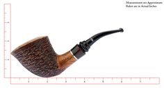 Stefano Santambrogio Pipes On Sale Now! ~ Stefano Santambrogio Briar Pipes; Handmade Originals On Sale at Milan Tobacconists