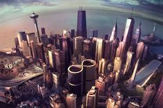 foo fighters sonic highways - Google Search