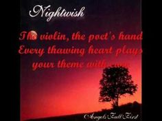 ▶ Nightwish While Your Lips Are Still Red with lyrics - YouTube
