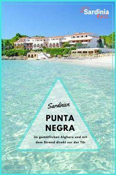 Direkt am Strand liegt dieses tolle 4-Sterne Hotel in Alghero. Ideal für den nächsten Strandurlaub auf Sardinien