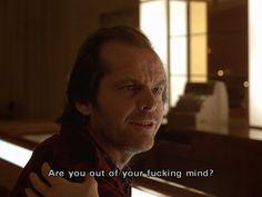 The Shining (1980) / Jack Nicholson, as Jack Torrance
