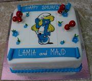 http://www.houseofcakesdubai.com/store/product/happy-smurfday-cake/