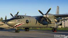 "Ukrainian Air Force Antonov An-26 ""Curl"""