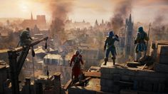 Assassin's Creed Unity Oyunu İnceleme