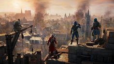 Assassin's Creed Unity Oyunu İnceleme
