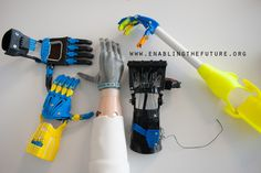 Prosthetists Meet 3D Printers - e-NABLE Conference