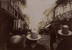 Consulado de los Estados Unidos, Calle Real, Bogotá Bbc News, Cali, Street View, History, Ideas, World, Sea Level, Bogota Colombia, 19th Century