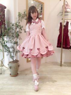 Harajuku Fashion, Kawaii Fashion, Lolita Fashion, Cute Fashion, Girl Fashion, Fashion Outfits, Kawaii Dress, Kawaii Clothes, Japanese Fashion