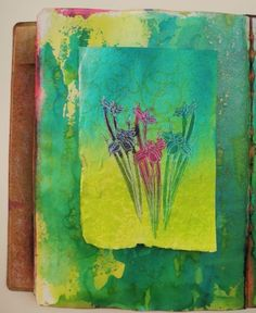 Blooming Spring with Dreamweaver Stencils - Color for Fun and Happiness