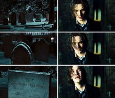 Sirius Black - Trust me, Harry. I never betrayed your parents. I'd rather die myself.