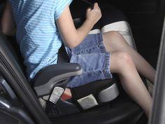 Νέος νόμος απαγορεύει τα παιδικά καθίσματα booster