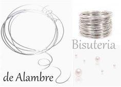 Como hacer Bisuteria con Alambre