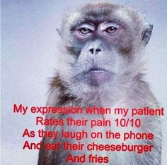 Enjoy this Funny Nurse related Meme to make you laugh seeing it. life of a Nurse become stressed and boring sometimes. You need to do more fun than many other professionals. Medical Humor, Nurse Humor, Funny Medical, Ems Humor, Medical Drama, Medical Field, Life Humor, Nursing Articles, Physical Therapy