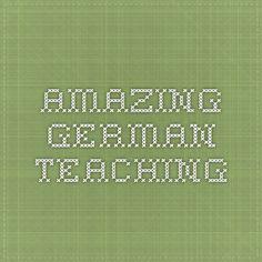 amazing German teaching