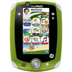 Amazon.com: LeapFrog LeapPad2 Explorer, Green: Toys & Games  Original price $120, sale price $79-$99 BOUGHT