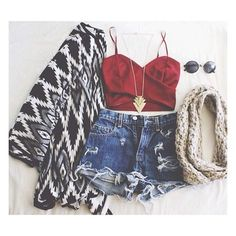 ♡ Clothes Casual Outfit for • teens • movies • girls • women •. summ...