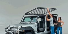 WILD BOAR PRODUCTS: Cargo Rack Systems for your Jeep Wrangler
