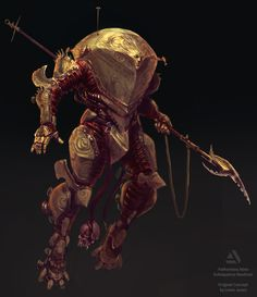 ArtStation - Fathomless Nine - Subaqueous Nauticon, Joe Tolliday
