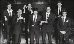 A vote for Romney is a vote to make guys like this fully in charge of our economy, since they did so well last time.