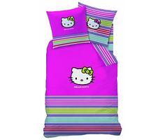 Parure de lit pat 39 patrouille big housse de couette r versibl - Parure de lit hello kitty 1 personne ...