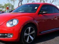VW Certified | 2012 Volkswagen Beetle Lunde's Peoria Volkswagen Phoenix, AZ