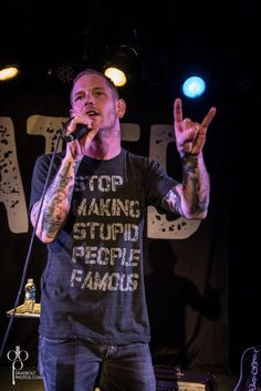 Corey Taylor Solo Acoustic Show: The Stone Pony | July 8, 2015 - Pop-Break