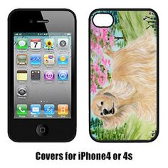 Cocker Spaniel Cell Phone cover IPHONE4
