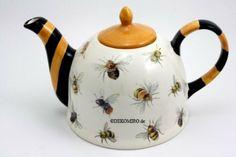 Teekanne IGLU 1, 8 l - beens - Original Jameson & Tailor 3862: Amazon.de: Küche & Haushalt  Teapot, Bees