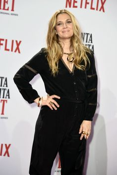 For Drew Barrymore, her new Santa Clarita Diet Netflix show couldn't have come at a better time, especially for her waistline. The actress lost 20 pounds by playing the...