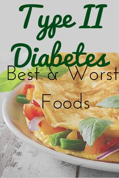 Eating the right foods can help keep blood sugar on an even keel. Find out what to put on the menu when you have type 2 diabetes. | cdiabetes.com