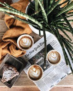 coffee, cake, and coffee break image