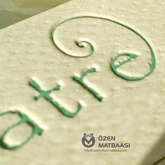 #grafik #tasarim #graphic #design #matbaa #letterpress #printing #office