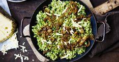 Špenátové špecle s cibuľkou - dôkladná príprava krok za krokom. Recept patrí medzi tie najobľúbenejšie. Celý postup nájdete na online kuchárke RECEPTY.sk.