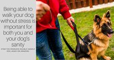 Mismuris Double Handle Dog Leash