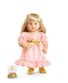 Ballerina Nightgown for Dolls For AJ's Princess Princess bitty