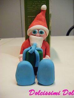 santa clause - Tronchetto di Natale superbuono... e torta supercioccolatosa....