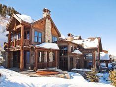 23 best winter homes images winter homes log home arquitetura rh pinterest com