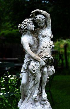 From An English Garden.