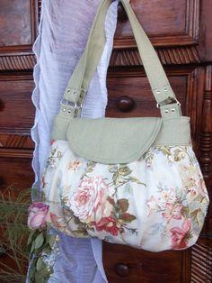 "Handbags handmade. Fair Masters - handmade bags based on the work ""Breath of tenderness-2."" Handmade."