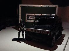"""G.I. Joe Rise of Cobra """"Steel Cruiser APV"""" and """"Neo Viper"""""""