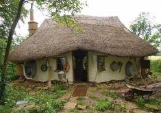 Eco Maison en Paille – Royaume-Uni