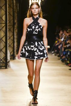Isabel Marant Ready To Wear Spring Summer 2015 Paris - NOWFASHION