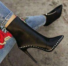 Bbw High Heels Strumpf