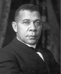 Booker T. Washington is one of my hero's! We all know how Mr. Washington was famous for founding Tuskugee Institute, but In 1872, Booker T. Washington, a former slave, left home and walked 500 miles to Hampton Institute in Virginia. Along the way he took odd jobs to support himself. He convinced administrators to let him attend the school and took a job as a janitor to help pay his tuition at Hampton. (HARD WORK no matter how small creates character on the path to the future.)