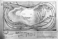 Model train minimalism in Nn3