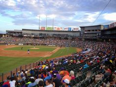 For a non-sporty mom like myself, I can't believe how much I love the Round Rock Express. Going to baseball games at Dell Diamond in...