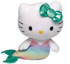 Hello Kitty Baby - Meerjungfrau, 15cm